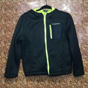 SALE Weatherproof black and green jacket